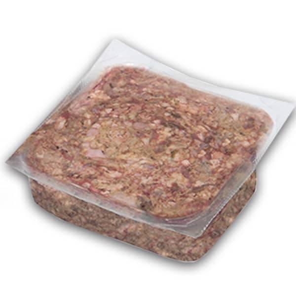 BARF Frostfleisch für Hunde - Rind-Pansen-Mix