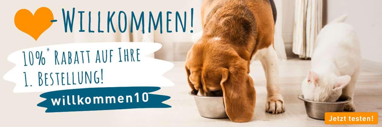 FrostFutter BARF für Hunde und Katzen: 10% Neukundenrabatt