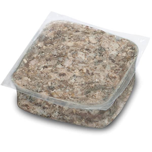 BARF Frostfleisch für Hunde - Blättermagen / Pansen grün Mix vom Rind