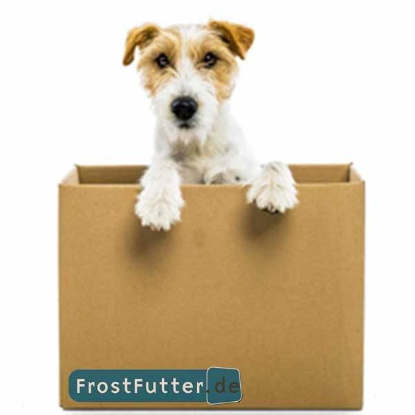 BARF Rohfutter Paket für Welpen und junge Hunde von FrostFutter.de