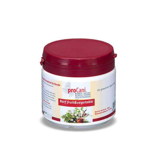 Barf fruit und vegetable 250g