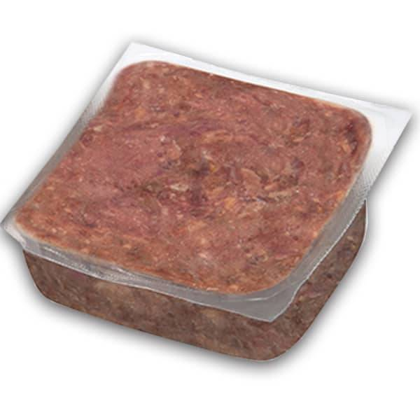 Frostfutter BARF pures Frostfleisch für Hunde - Lammfleisch Mix